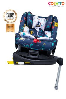 Cosatto All In All Rotate Group 0+123 Carseat Sea Monsters