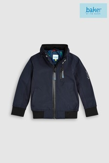 baker by Ted Baker Blue Lightweight Jacket
