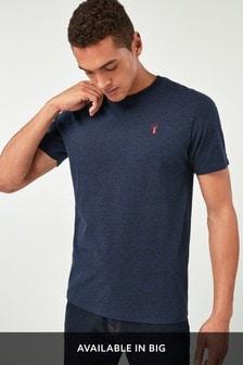 Weiches T-Shirt mit Hirschmotiv