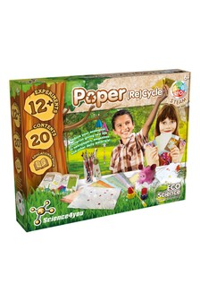 Science 4 You Paper Recycle Set