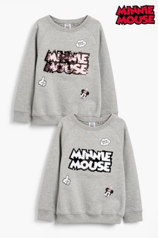 Minnie Mouse™ Sweat (3-16yrs)