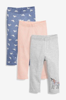 Girls' Clothing (newborn-5t) Clothing, Shoes & Accessories Baby Girl Leggings 9-12 Months Bundle Next Fancy Colours