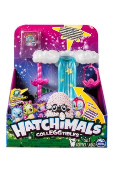 Hatchimals CollEGGtibles Wishing Star Waterfall Playset