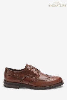 Signature Brogue Shoes