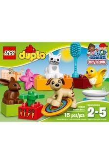 LEGO® DUPLO® Family Pets