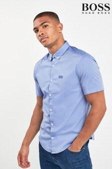 BOSS Biadia Short Sleeve Logo Shirt
