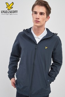 Lyle & Scott Tall Size Hooded Jacket