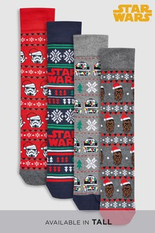 Star Wars™ Socken, 4er-Pack