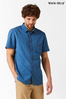 da5f458061 Buy Men s shirts Denim Denim Shirts from the Next UK online shop