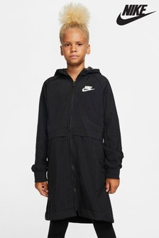 Nike Black Fleece Parka