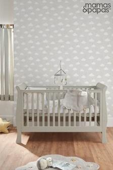 Mamas & Papas Mia Sleigh Cot Bed