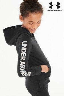 Under Armour Black Rival Hoody