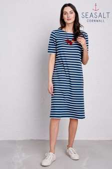 Seasalt Blue Sailor Dress