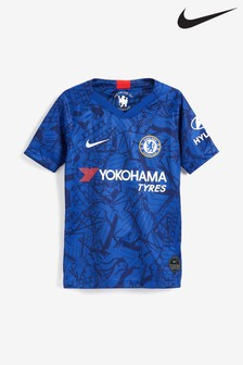 fb78cf9c Nike Youth Blue Chelsea Football Club 2019/2020 Home Jersey