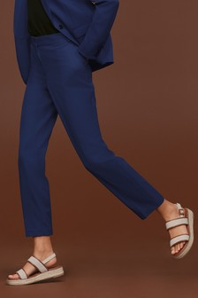 Taper Fit Tailored Trousers