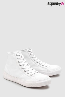 Superdry White High Top
