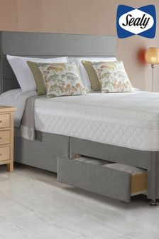 2200 Pocket Hybrid Mattress And Divan By Sealy