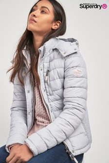 Superdry Grey Fuji Jacket