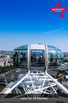 London Eye And Lunch At Wildwood For Two Gift Experience by Activity Superstore
