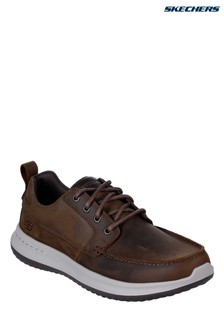 Skechers® Brown Delson Elmo Shoe