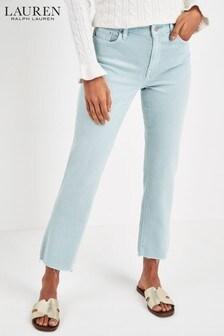 Lauren Ralph Lauren® Light Blue Straight Jean