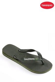Havaianas® Men's Brasil Logo Flip Flop