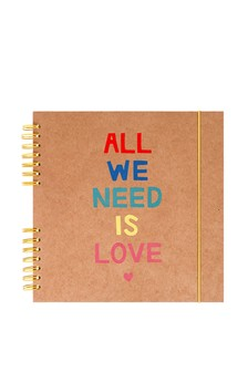 Paperchase All You Need Scrapbook