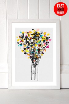 Buttercup 2 Framed Print by East End Prints
