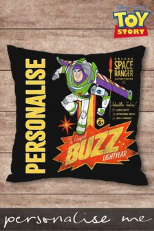 Disney™ Toy Story Personalised Buzz Lightyear Cushion