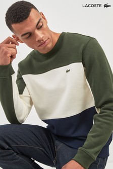 Lacoste® Green Sweater