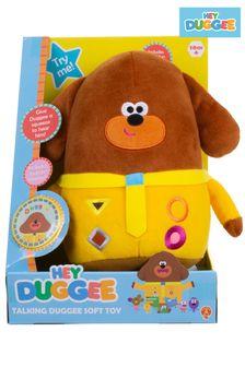 Hey Duggee Talking Duggee Soft Toy