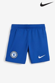 Nike Youth Blue Chelsea Football Club 2019/2020 Home Short