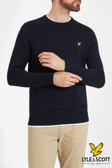 Lyle & Scott Plus Size Jumper