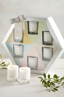 Set of 6 Collection Luxe Candles