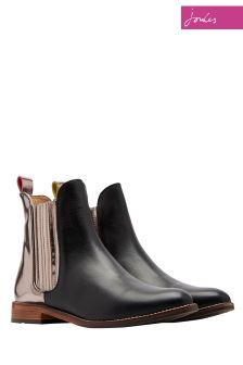 Joules Pewter Westbourne Boot
