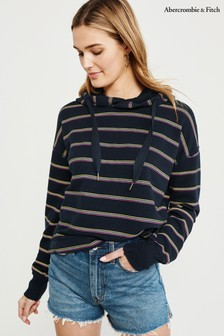 Abercrombie & Fitch Stripe Hoody