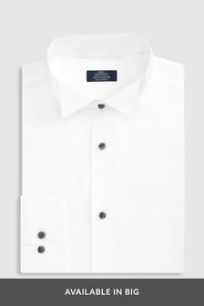 Cotton Wing Collar Shirt