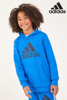 adidas Blue Badge Of Sport Overhead Hoody
