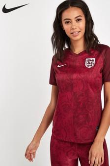 Nike Dri-FIT Breathe England Stadium Away Jersey