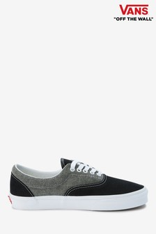 Vans Black And Grey Authentic Trainer