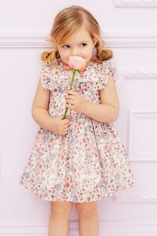 Floral Party Dress (3mths-7yrs)