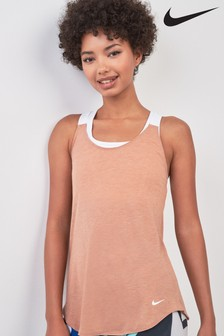 Nike Dri-FIT Rose Gold Elastka Tank