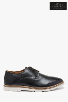 Modern Heritage Wedge Sole Derby Shoe