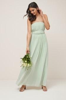 فستان وصيفة عروس