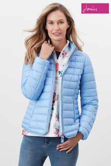 Joules Canterbury Short Luxe Puffer Jacket
