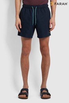Farah Colbert Plain Swim Shorts