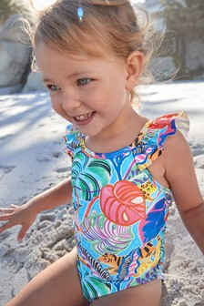 Print Swimsuit (3mths-7yrs)