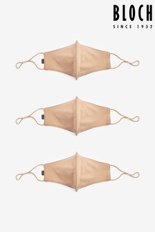 Bloch Adult Face Coverings Three Pack