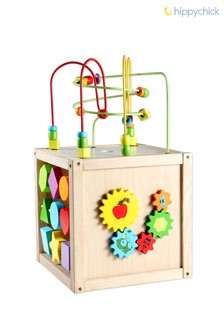 Large Multi Activity Cube by Hippychick