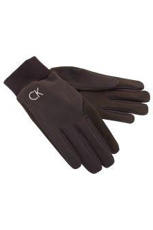 Calvin Klein Golf Black Winter Glove